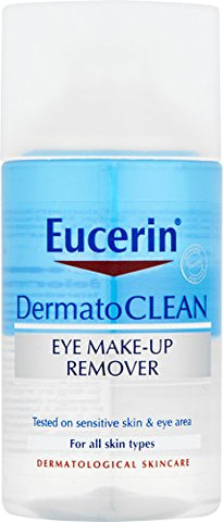 Eucerin DermatoCLEAN Eye Make-Up Remover 125ml by Eucerin
