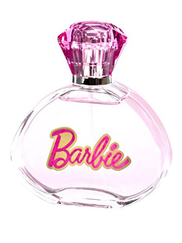 Barbie 100 Ml Eau De Toilette Spray, 3.4 Ounce