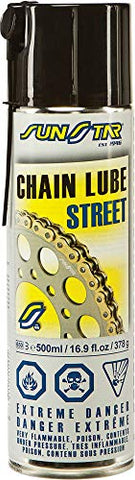 Sunstar SSLUBE-500RR; Street Chainlube 500Ml Made by Sunstar