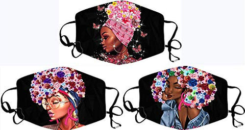 Breast Cancer Awareness Breast Cancer Face_Mask Pink Ribbon Face Bandanas, Owill Reusable Washable Women Fashion Bandanas with Adjustable Starp, Breast Cancer Gifts for Her (A - ABC)