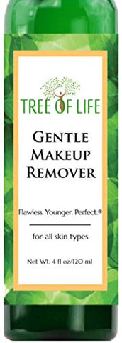 Gentle Makeup Remover for Face and Eye Area