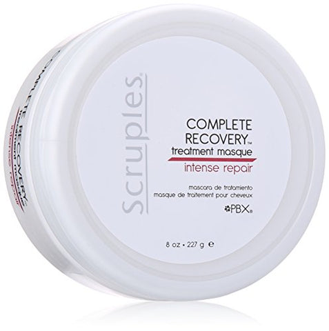 Scruples Complete Recovery Treatment Masque (8 Oz) For Dry, Damaged Hair   Cruelty Free & Gluten Fre