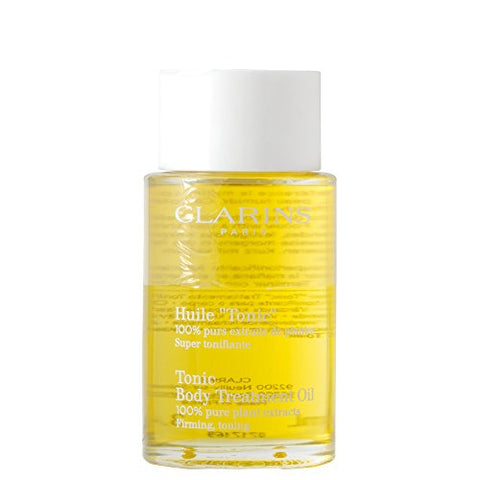 CLARINS Body Treatment Oil, Firming, Toning, 3.4 Ounce