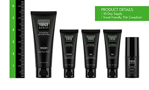 Tiege Hanley Men's Skin Care System - Level 2