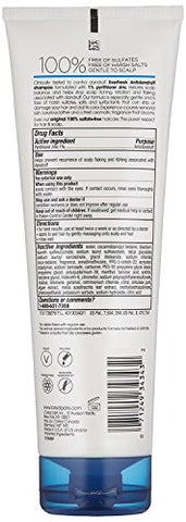 L'Oreal Paris EverFresh Antidandruff Shampoo Sulfate Free, 8.5 Fluid Ounce (Pack of 2)