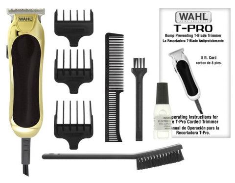 WAHL T-Pro 8-Piece Haircutting Kit
