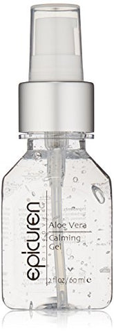 Epicuren Discovery Aloe Vera Calming Gel, 2 Fl Oz