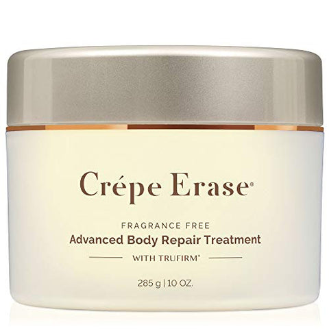 Crepe Erase Advanced , Advanced Body Repair Treatment With Trufirm Complex & 9 Super Hydrators , Fra