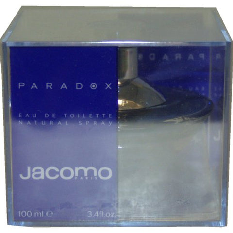 Paradox by Jacomo for Women - 3.4 Ounce EDT Spray