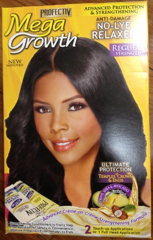 Profectiv Mega Growth Anti-damage No-lye Relaxer - Regular Strength