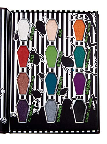 Beetlejuice Handbook For The Recently Deceased Eyeshadow Palette