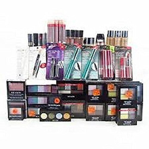 50 Piece Wholesale only Loreal, Maybelline and revlon Cosmetics Lot,assorted