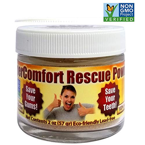 Gum Disease Help Tooth Powder   Helps Remove Recession, Plaque, Prevent Gingivitis, Bleeding Gums &
