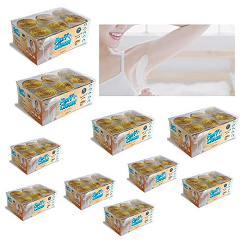 Pufai Puff Clean Intimate Wipes Cleaning Sensitive Area Applicable All Skin Types 240 Capsules 10 Box