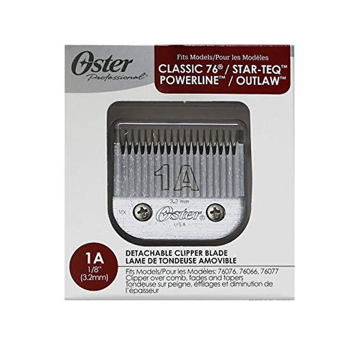 Oster Clipper Replacement Blade 1/8