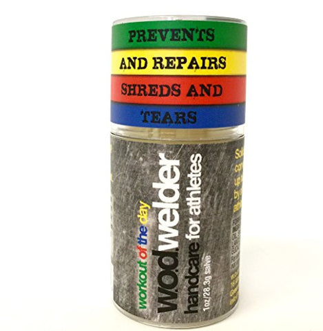 Callus Repair Hand Care Treatment Salve By WOD Welder - For Fitness Athletes, Gymnastics, Weightlift