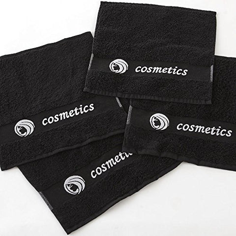 Turkish Towels Cosmetics Removal Towels   Set Of 4