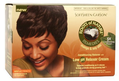 Roots of Nature Relaxer - Gentle Kit