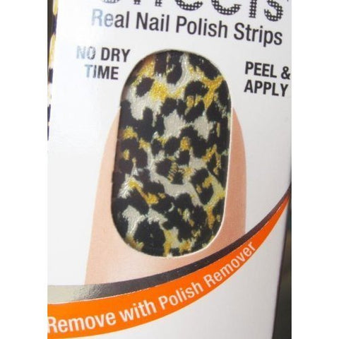 Sally Hansen Nail Strips - Limited Edition