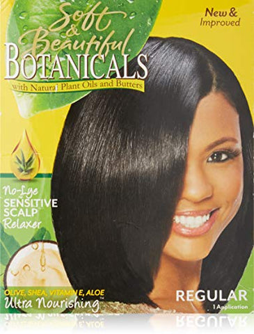 Regular No Lye Sensitive Scalp Relaxer