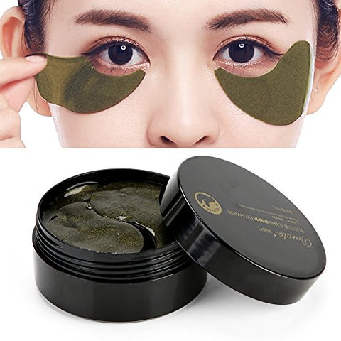 60pcs Eye Mask, Eye Patches Easy To Absorb, Whitening Skin Care