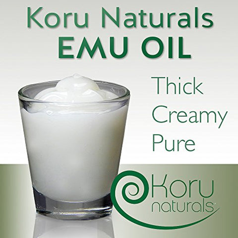 Emu Oil Pure Premium Golden 2 Ounces