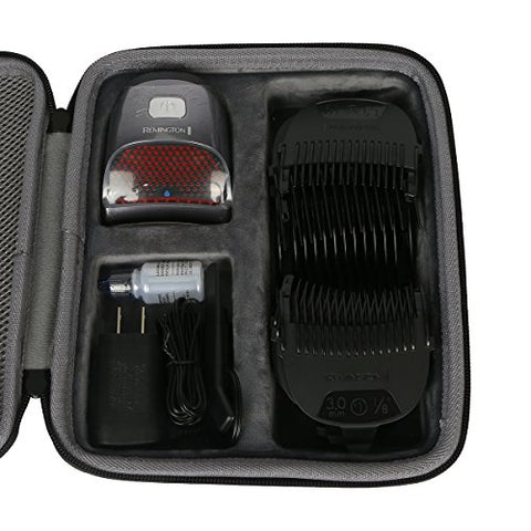 Hard Travel Case for Remington HC4250 Shortcut Pro Self-Haircut Kit by co2CREA