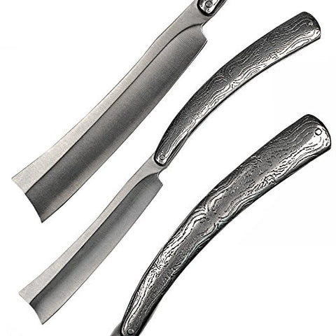 Sweeney Todd Demon Barber Cut Throat Knife Shaving Razor Sharp