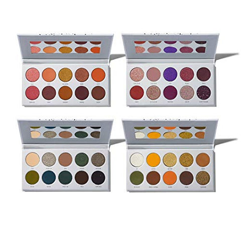 AUTHENTIC Jaclyn Hill's vault collection palette (4 individual boxes with bubble wrap)