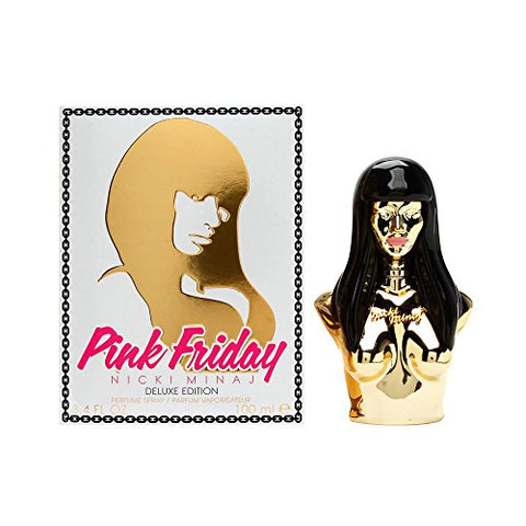Nicki Minaj Pink Friday Perfume Spray (Deluxe Edition) For Women 100Ml/3.4Oz by Unknown