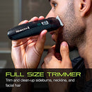 Image of Remington Pg6025 All In 1 Lithium Powered Grooming Kit, Beard Trimmer (8 Pieces)
