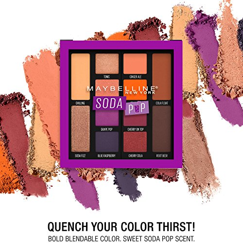 Maybelline Eyeshadow Palette Makeup, Soda Pop