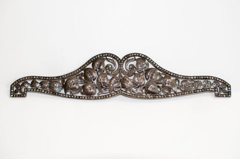 Marcasite Brooch Pin