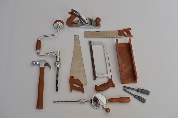 Marx Toy Tool Set