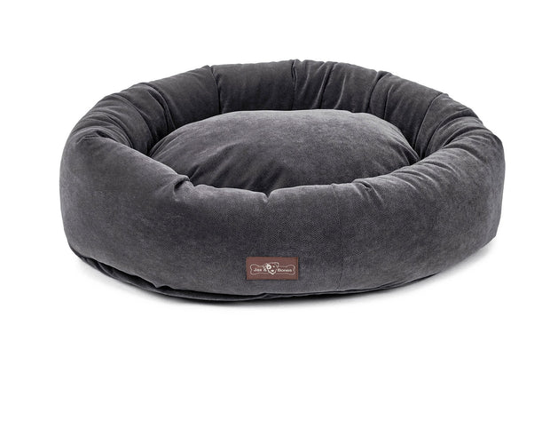 Jag Periwinkle Microfibre Donut Bed