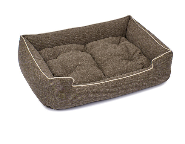 Loop Stone Crushed Velvet Sleeper Bed