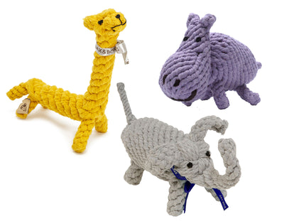 Chew-Fantastic Rope Toy Packs