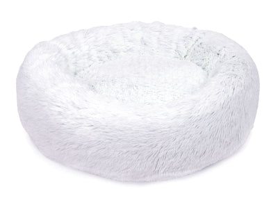 Arctic Shag Donut Bed - On Backorder