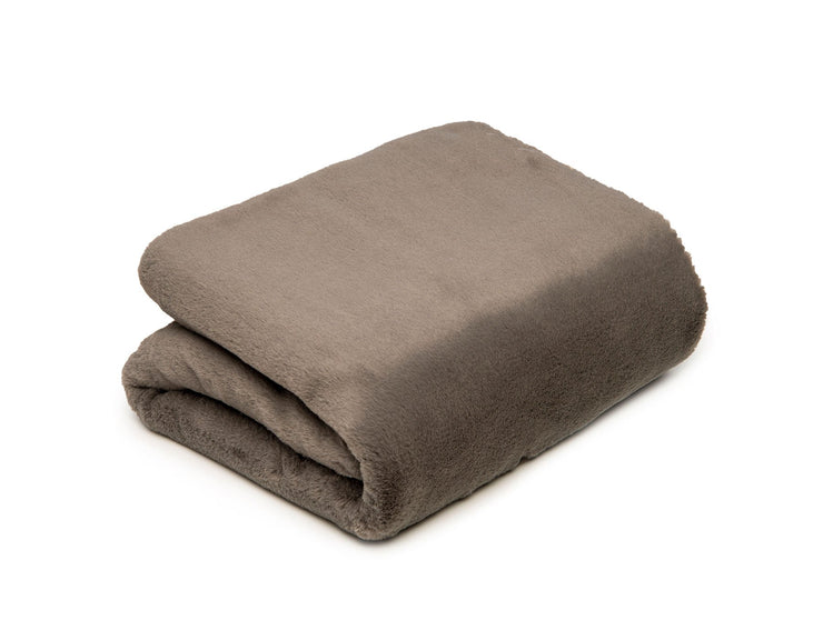 Mink Grey Blanket
