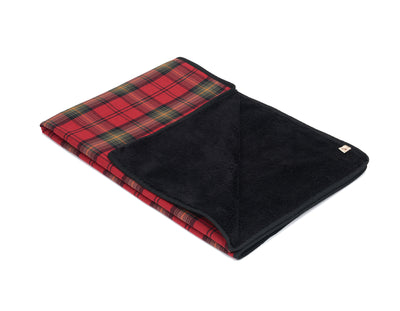 Heritage Plaid Blanket