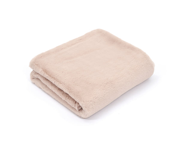Mink Rose Blanket