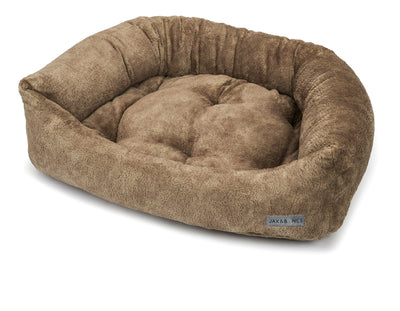 Bruno Taupe Napper Bed