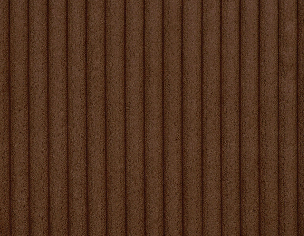 Chocolate Corduroy Cozy Mat