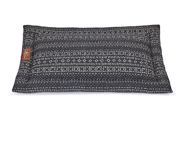 Mudcloth Everyday Cotton Cozy Mat Bed