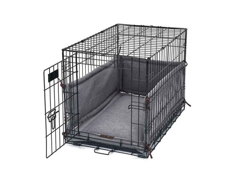 Lark Graphite Crate Cover Up Set