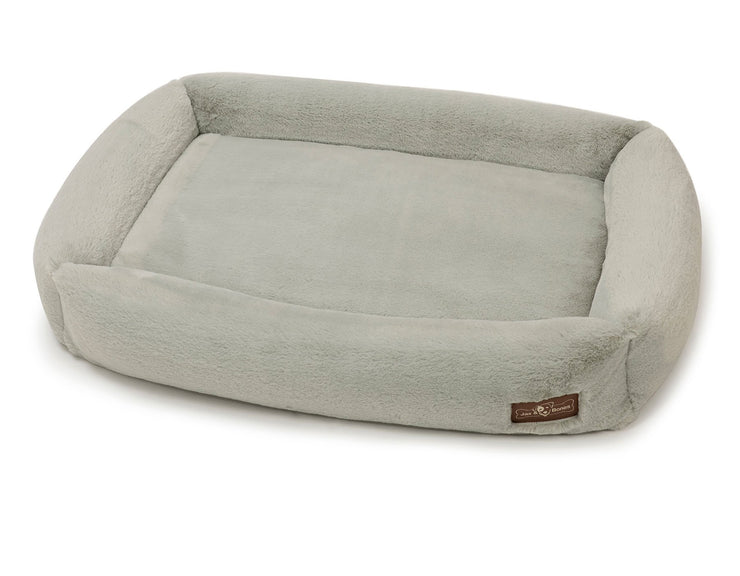 Mink Ice Memory Foam Cuddler Bed