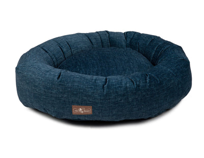 Denim Donut Bed