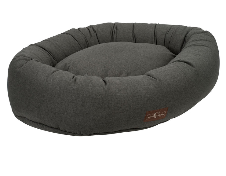 Licorice Donut Bed