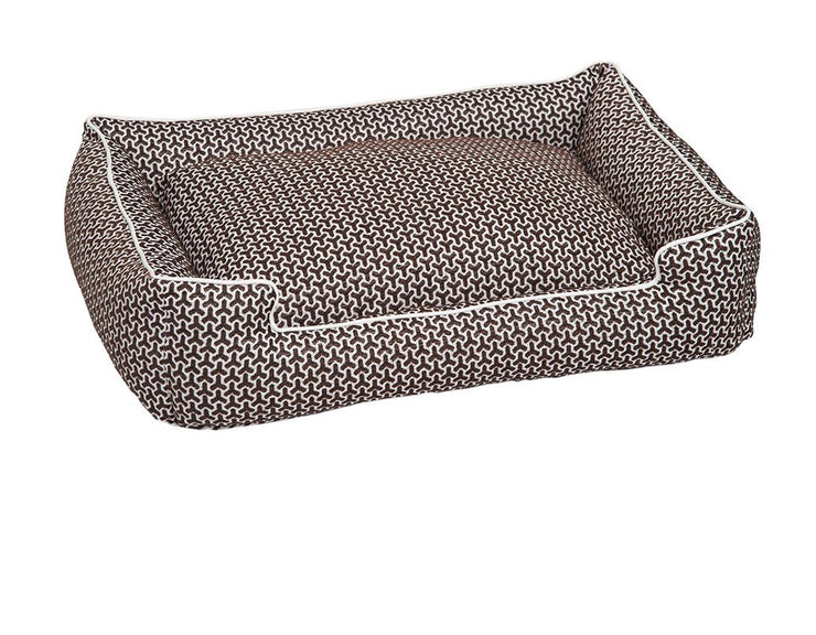 Eve Chocolate Lounge Bed