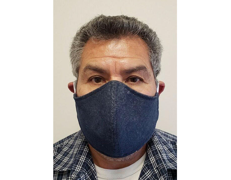 FITTED MASK PACK OF 2<br/> Reusable and Machine Washable